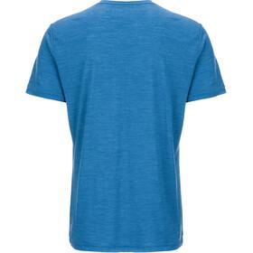 super.natural Everyday T-paita Miehet, vallarta blue melange